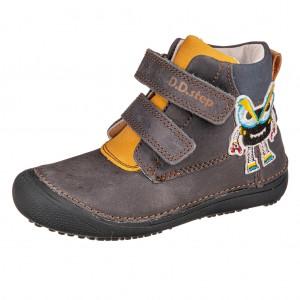 Dětská obuv D.D.Step  063-879M  Royal Blue  *BF -  Celoroční