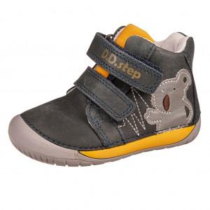 Dětská obuv D.D.Step  070-56A  Royal Blue  *BF -  Celoroční