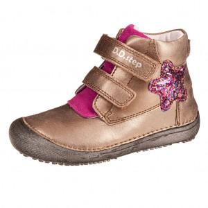 Dětská obuv D.D.Step  063-879CM  Bronze  *BF -  Celoroční