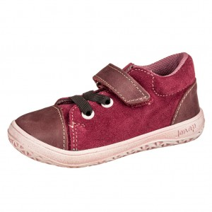 Dětská obuv Jonap B12MV  vínová *BF - Boty a dětská obuv