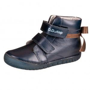 Dětská obuv D.D.Step  050-927AL Royal Blue - Boty a dětská obuv
