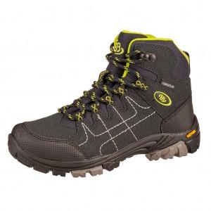 Dětská obuv Brütting Mount Shasta Kids Hi   /marine/lemon -  Do hor nebo nížin