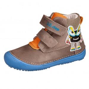 Dětská obuv D.D.Step  063-879AM  GREY *BF - Boty a dětská obuv