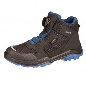 Dětská obuv Superfit 1-000071-0000 GTX WMS W V - Zimní
