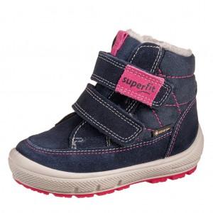 Dětská obuv Superfit 1-009314-8010 GTX WMS M IV - Zimní