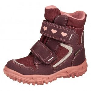 Dětská obuv Superfit 1-000045-5000 GTX WMS M IV - Zimní