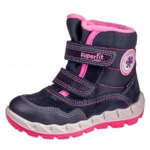Dětská obuv Superfit 1-009013-8010  GTX  WMS W V - Zimní