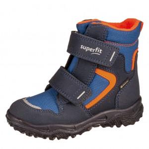 Dětská obuv Superfit 1-000047-8010 GTX  WMS M IV - Zimní
