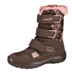 Dětská obuv Superfit 1-009092-3000 GTX   WMS M IV - Zimní
