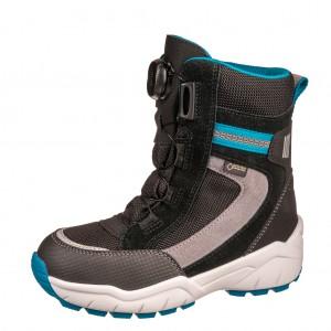 Dětská obuv Superfit 1-009169-0000 GTX  WMS W VI - Zimní