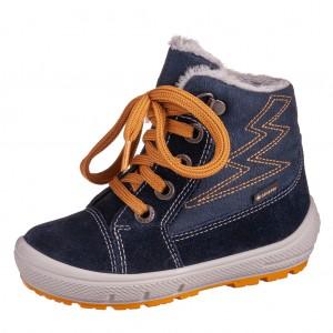 Dětská obuv Superfit 1-009306-8000 GTX WMS M IV - Boty a dětská obuv