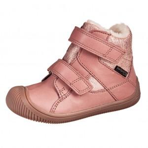 Dětská obuv Bundgaard Walk velcro TEX /nostalgia rose WS - Boty a dětská obuv