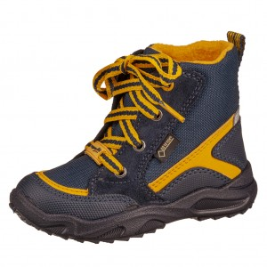Dětská obuv Superfit 1-009234-8000 GTX WMS W V - Zimní