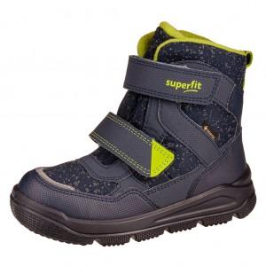 Dětská obuv Superfit 1-009075-8000 GTX WMS M IV - Zimní