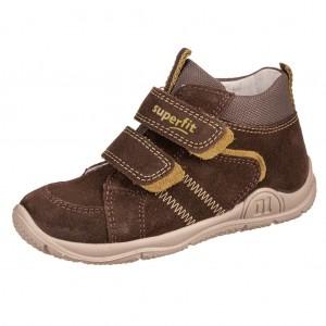 Dětská obuv Superfit 1-009420-3000  WMS W V - Boty a dětská obuv