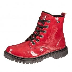 Dětská obuv Lurchi Xenia-tex  /RED - Boty a dětská obuv
