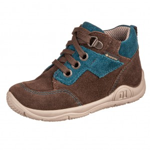 Dětská obuv Superfit 1-009422-3000  WMS M IV GTX - Boty a dětská obuv
