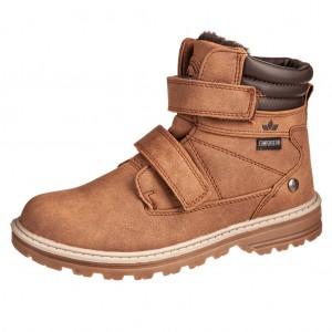 Dětská obuv LICO Corner V  /braun - Boty a dětská obuv