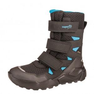 Dětská obuv Superfit 1-000406-0010 WMS W V GTX - Boty a dětská obuv