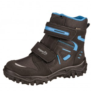 Dětská obuv Superfit 1-809080-0000 WMS M IV GTX - Boty a dětská obuv