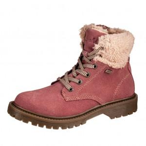 Dětská obuv Lurchi Xena-tex  /RED - Boty a dětská obuv