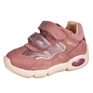 Dětská obuv GEOX B Pillow G   /rose smoke -  Celoroční