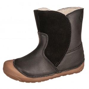 Dětská obuv Bundgaard Petit Winter Booty /black - barefoot...