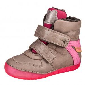 Dětská obuv D.D.Step  050-667M Dark Grey - Boty a dětská obuv