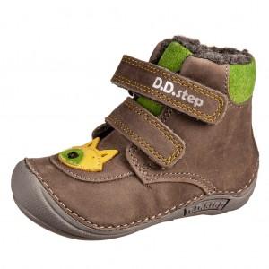 Dětská obuv D.D.Step 018-814 Grey BF - barefoot...