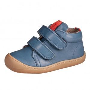 Dětská obuv KOEL4KIDS Velvet blue - barefoot...