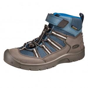 Dětská obuv KEEN Hikeport sport MID WP  /majolica/sky diver -  Celoroční