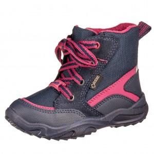 Dětská obuv Superfit 1-009234-8010 GTX WMS W V - Boty a dětská obuv
