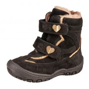 Dětská obuv Protetika SABINA black - Zimní