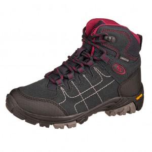 Dětská obuv Brütting Mount Shasta Kids Hi   /marine/bordeaux - Boty a dětská obuv