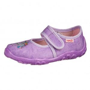 Dětská obuv Domácí obuv Superfit 0-800282-7600 WMS M IV -  Na doma a do škol(k)y