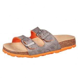 Dětská obuv Domácí obuv Superfit 1-800111-2010 -  Na doma a do škol(k)y