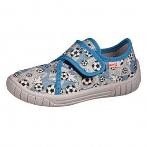 Dětská obuv Domácí obuv Superfit 1-000279-8010   WMS M IV -  Na doma a do škol(k)y