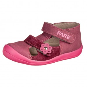 Dětská obuv Sandály FARE 868192 -  Na doma a do škol(k)y