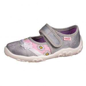 Dětská obuv Domácí obuv Superfit 1-800284-2010 WMS M IV -  Na doma a do škol(k)y