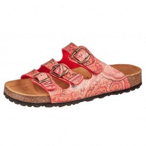 Dětská obuv LICO Bioline  Lady   rot/orange - Boty a dětská obuv