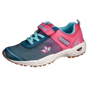 Dětská obuv LICO Barney VS   marine/pink/türkis - Boty a dětská obuv