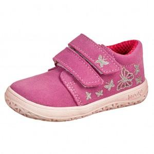Dětská obuv Jonap B1SV růž. motýl SLIM *BF - Boty a dětská obuv