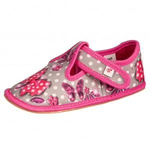 Dětská obuv Domácí obuv EF Motýl*BF - Boty a dětská obuv