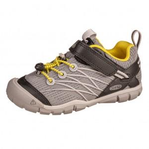 Dětská obuv KEEN Chandler   steel grey/evening primrose -  Sportovní