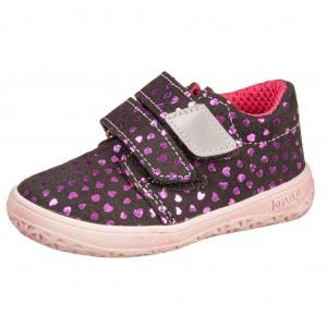 Dětská obuv Jonap B1SV čer. srdce  *BF - Boty a dětská obuv