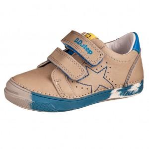Dětská obuv D.D.Step  040-168 Grey - Boty a dětská obuv