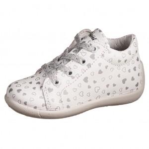 Dětská obuv PRIMIGI 7369133 bianco - Boty a dětská obuv