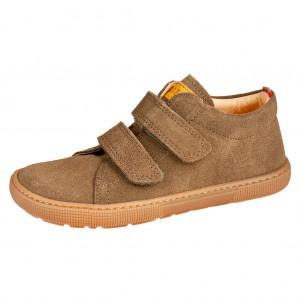 Dětská obuv KOEL4KIDS Bernardo Khaki - Boty a dětská obuv