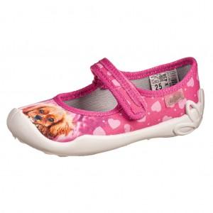 Dětská obuv Domácí obuv Befado -  Na doma a do škol(k)y