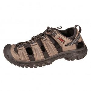 Dětská obuv KEEN Targhee III  /grey/black -  Sandály